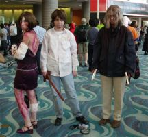 Silent Hill 4 Group..Reprised by tender-sugar