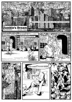 Zombies Dream by woods78