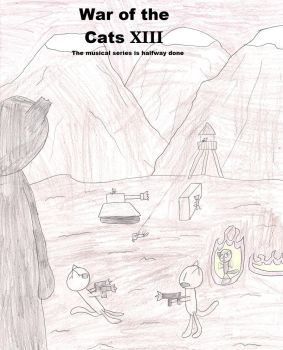 War of the Cats by NickPhilo