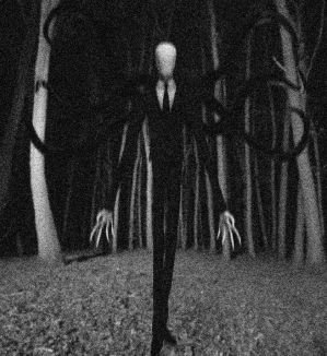 Slenderman by Ray-PainKiller