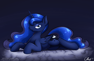 Princess of the Night by CrispyChris
