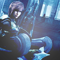 Final Fantasy 13 Lightning Icon FREE by DieVentusLady