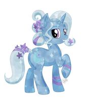 Crystal Trixie by Diigii-Doll