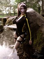 TRU Custom Lara Croft Tonner 2 by Laragwen