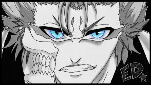 Grimmjow from Bleach by Eragon309