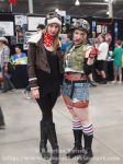 Jet Girl and Tank Girl by RohanElf