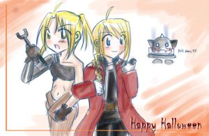 Happy Halloween 2005 by jinyjin