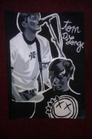 Blink 182 by marybearRAWR