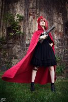 Red Riding Hood by DollyPuppet