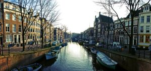Reguliersgracht by cHeeunIT890