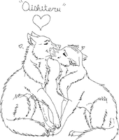 Editted Lineart: 2 by Sahs-Templates