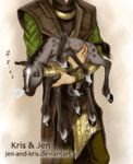 Gif.At mother's hands. by jen-and-kris