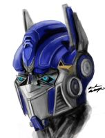 Optimus Prime by Mechformer93