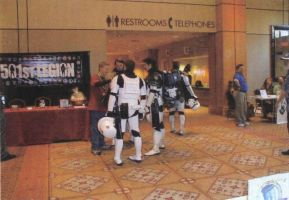 Stormtroopers Abroad by LestatDeBratPrince