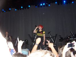 Gerard Way by cheyennewithaplan