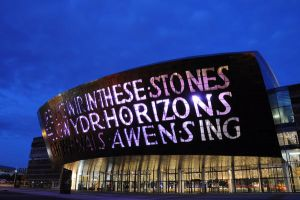 Wales Millennium Centre by JoseRuiz-photo