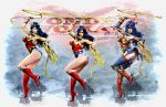 Wonder Woman in 3, 2, 1 by 2deLucius