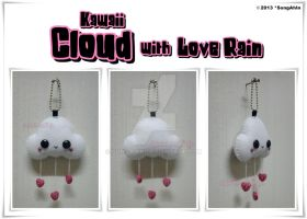 Kawaii Cloud with Love Rain by SongAhIn