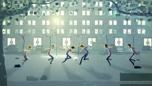 Pickup Game by PascalCampion