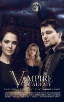 Vampire Academy poster by TheSearchingEyes