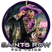 Saints Row The Third Icon 1 by habanacoregamer