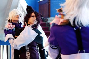 Pandora Hearts - Do you see by Gekidan