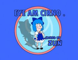 Eye Im Cirno by Boldblade