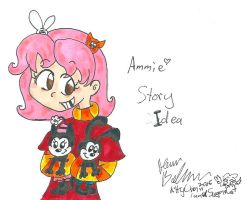 Ammie Story Ideas by Kittychan2005