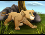 Sneaky Little Thief by Tanzani