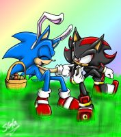 Happy Easter Part 1 by SonicGirlGamer71551