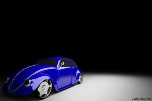 VW bug4 by zephcrazy