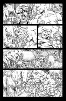 Warlord of Mars issue 05 page 16 by stompboxxx