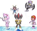 Power Mobicon by Zoe-the-Pink-Ranger
