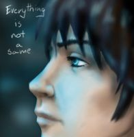 Everything is not tha same by Renchee