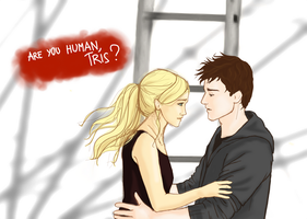 Divergent - Are you human,Tris? by Elwy