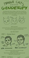 Manga Cats: Genderify [TUTORIAL] by TigerMoonCat
