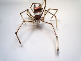 Mechanical Spider III by kate-arthur