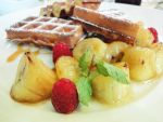 oh my WAFFLES by serendipityLIES
