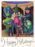 From Our Family to Yours by chibiBiscuit
