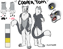CooperTom Reference by Sciggles