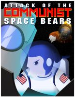 COMMUNIST SPACE BEARS by SenorDoom
