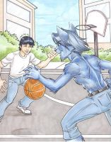 Basketball_by_Lady-Cybercat by Sphynx-SN