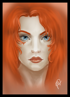 Ginger by HTivey