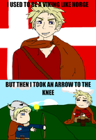 I used to be a Viking... by UraharaSteph