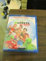 Muppets Most Wanted Blu-Ray Combo by BigMac1212