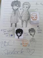bbc!sherlock stamps by kasumivy