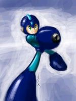 the blue bomber by gts