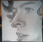 Harry Styles by DadaJaMajka