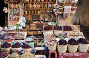 Spices Shop by TheEndWhereIBegin