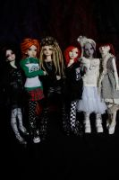 Karla-Chan's Resin crew October 2012 by karla-chan